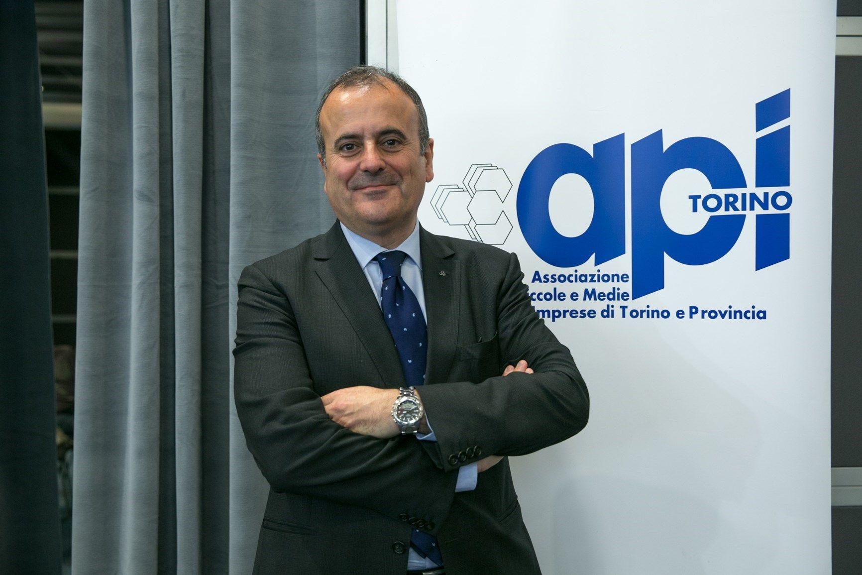 Hub vaccinale presso la sede API Torino: un Thermal Gate Urmet effettua il 'pre-triage'