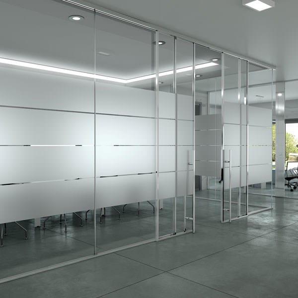 Da GFS Contract soluzioni innovative per il vetro piano e curvo