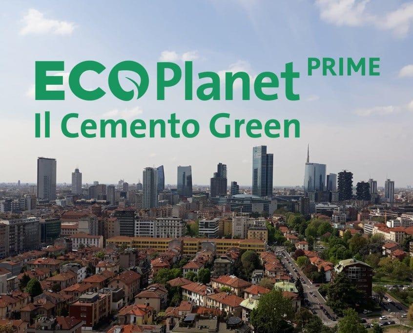 Holcim Italia lancia ECOPlanet Prime