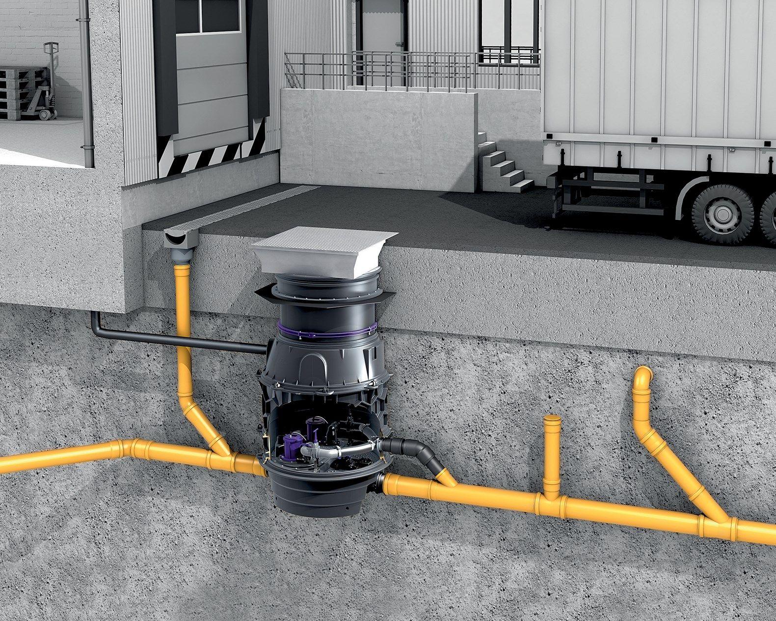 KESSEL Ecolift XL: impianto di sollevamento ibrido per elevate portate di acqua