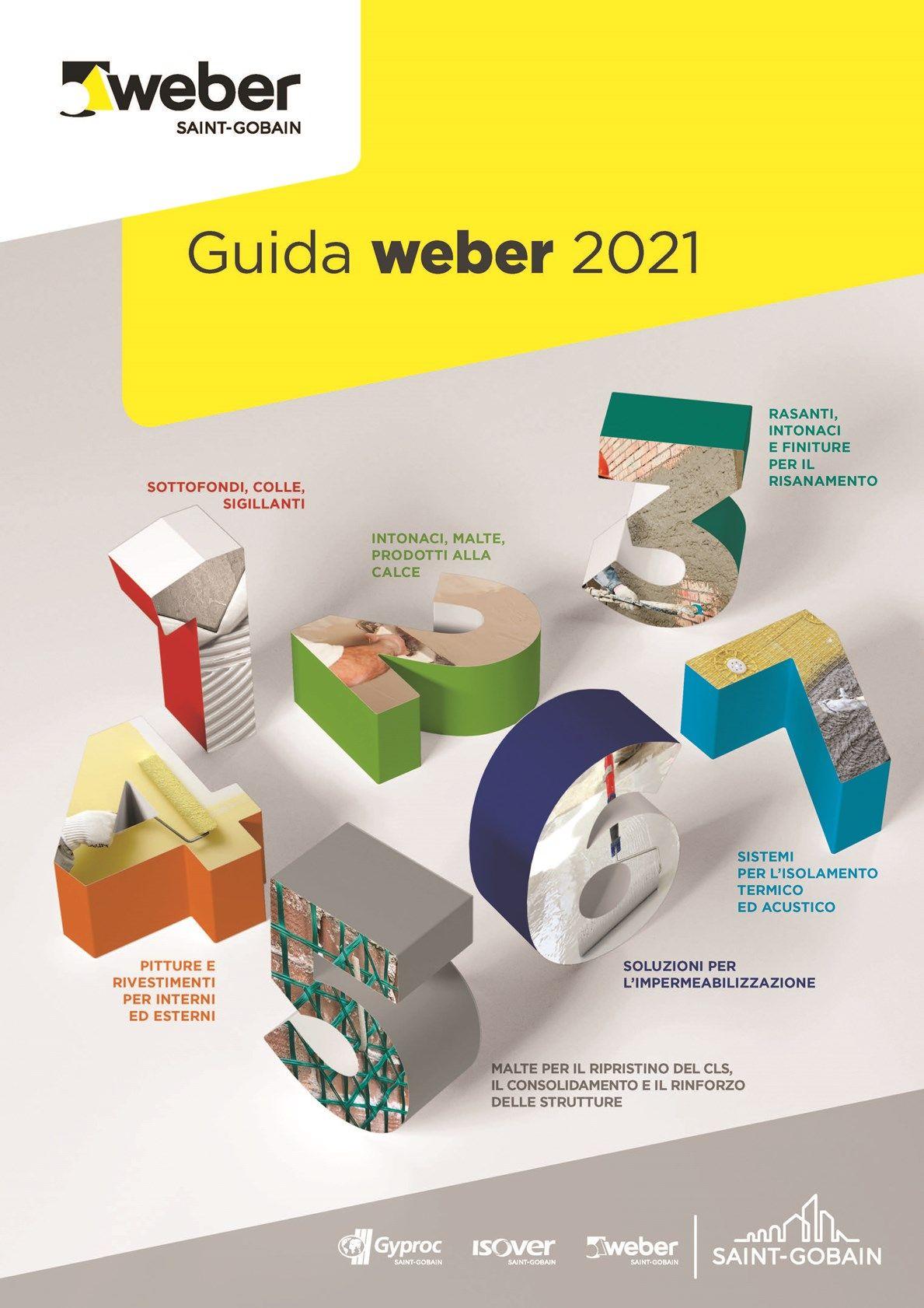 Arriva la 'Guida Weber 2021'