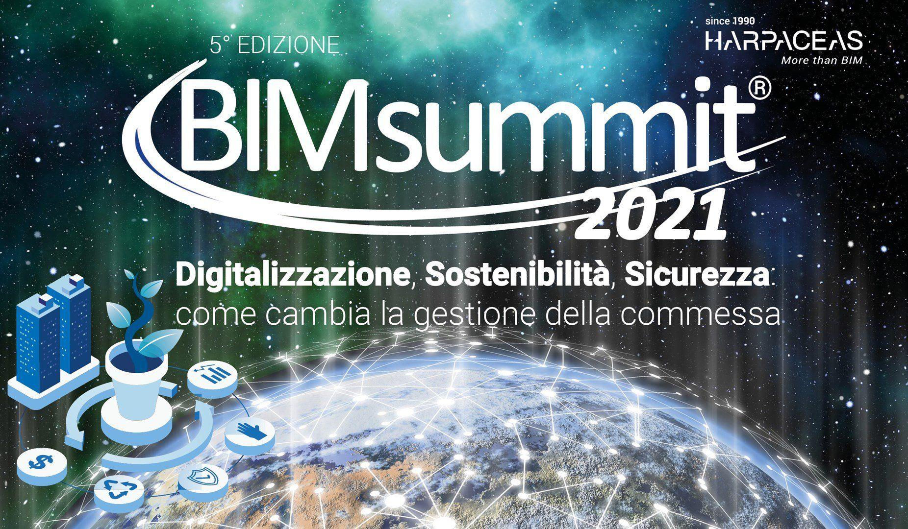 Harpaceas presenta BIMSummit 2021