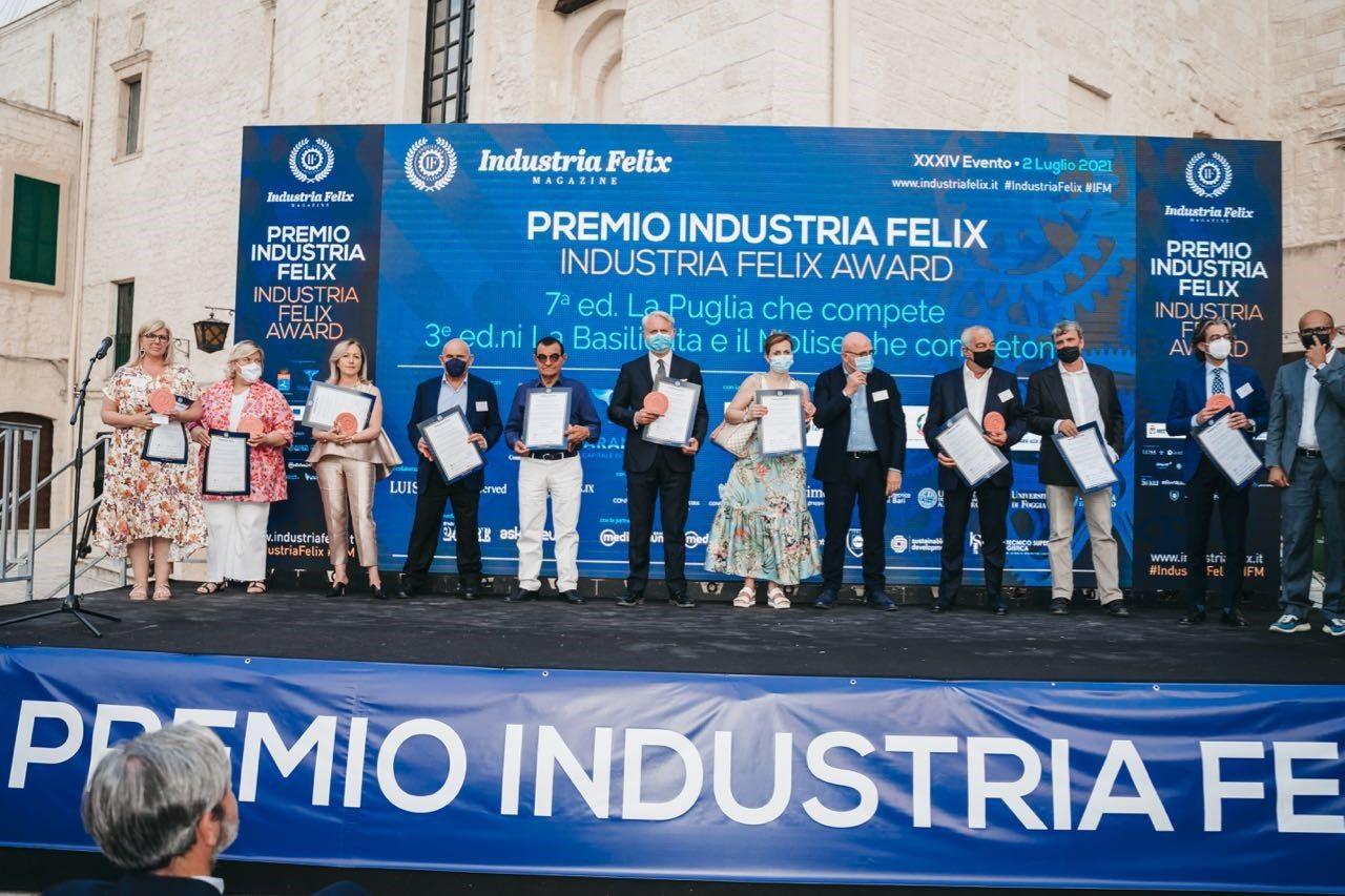 Industria Felix: il gruppo Master tra le migliori imprese a conduzione femminile del 2019