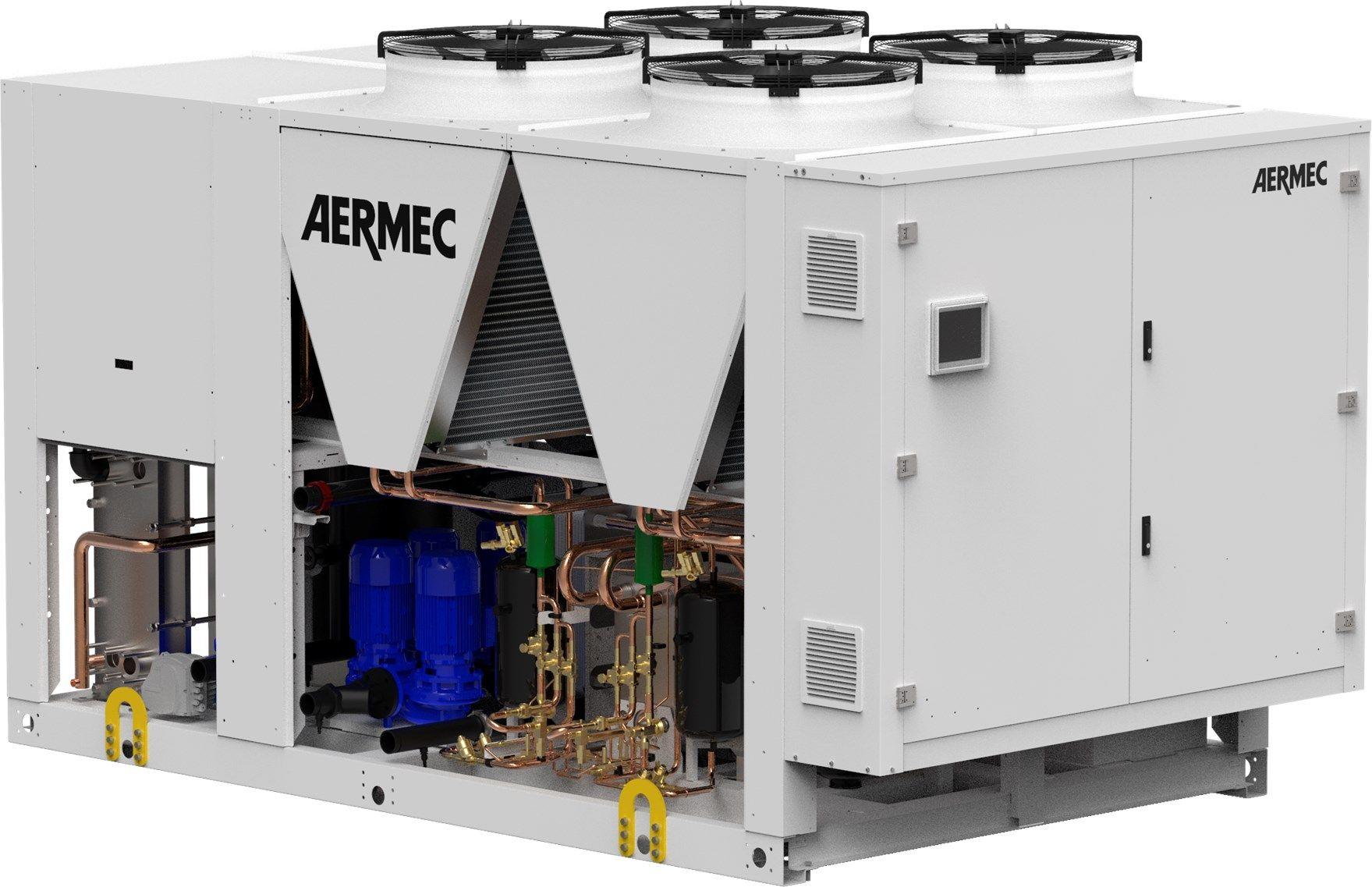 Aermec presenta CPS: più semplice, più compatta, più ecologica