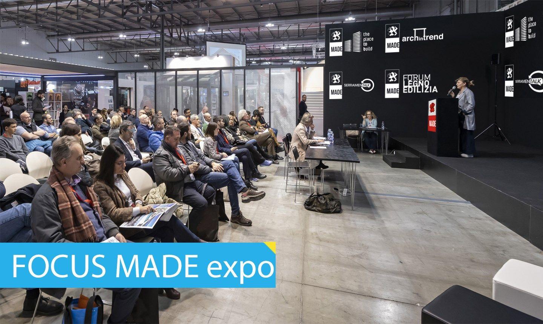 MADE expo 2021: gli eventi della X edizione