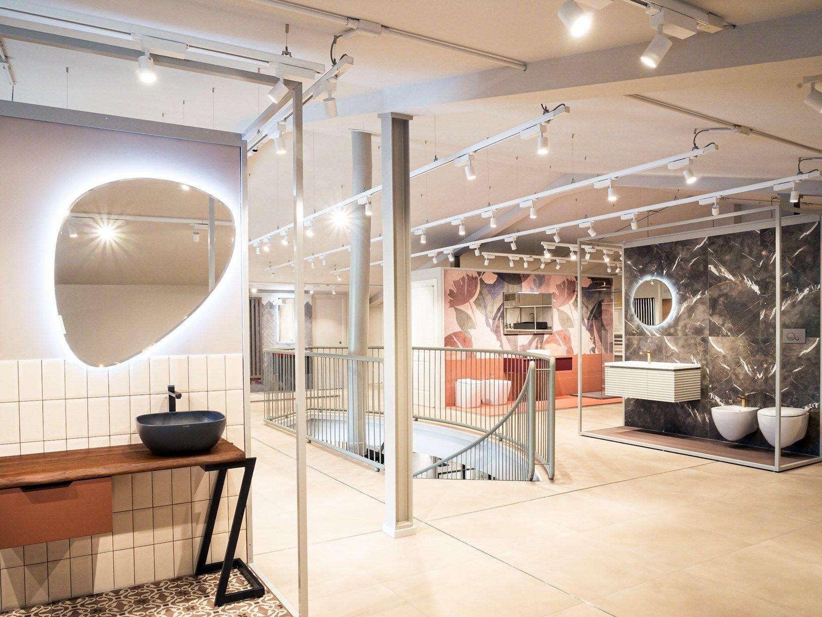 Il nuovo showroom Habimat Palmieri