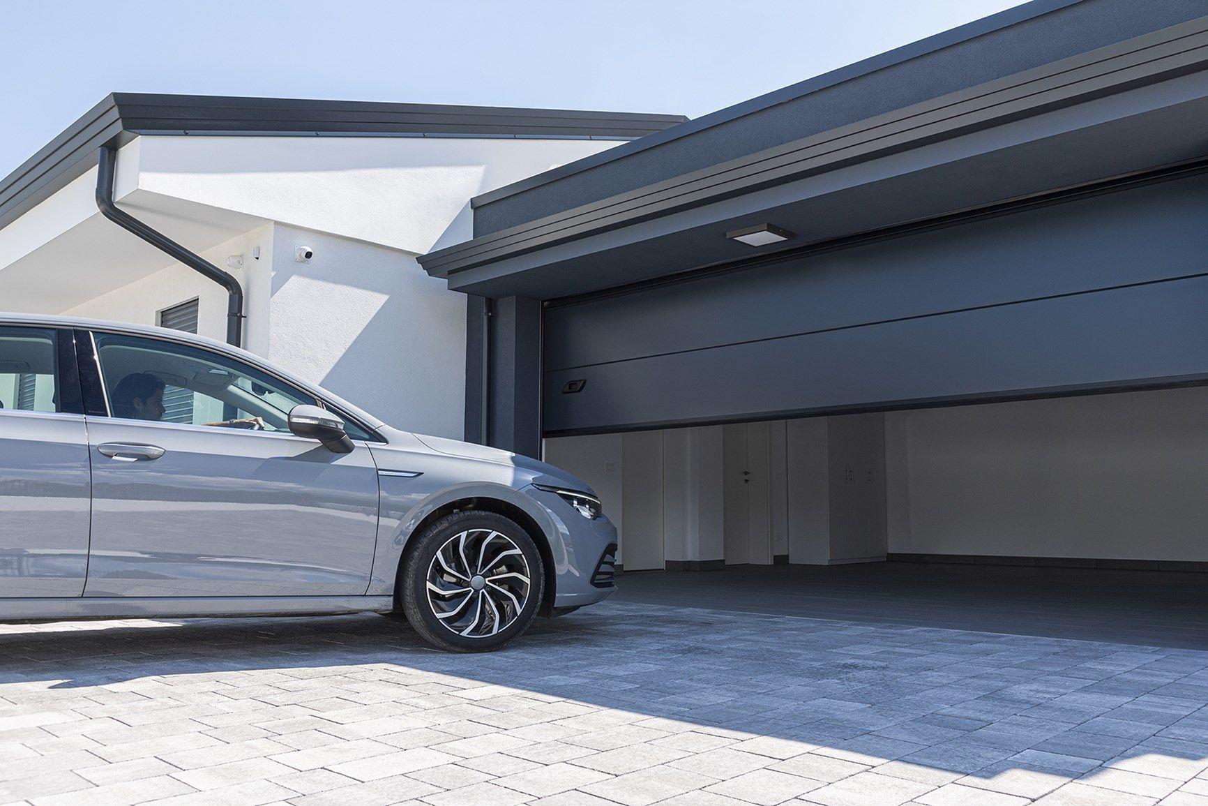 CAME lancia il kit Ver Plus Connect per il controllo smart delle porte garage