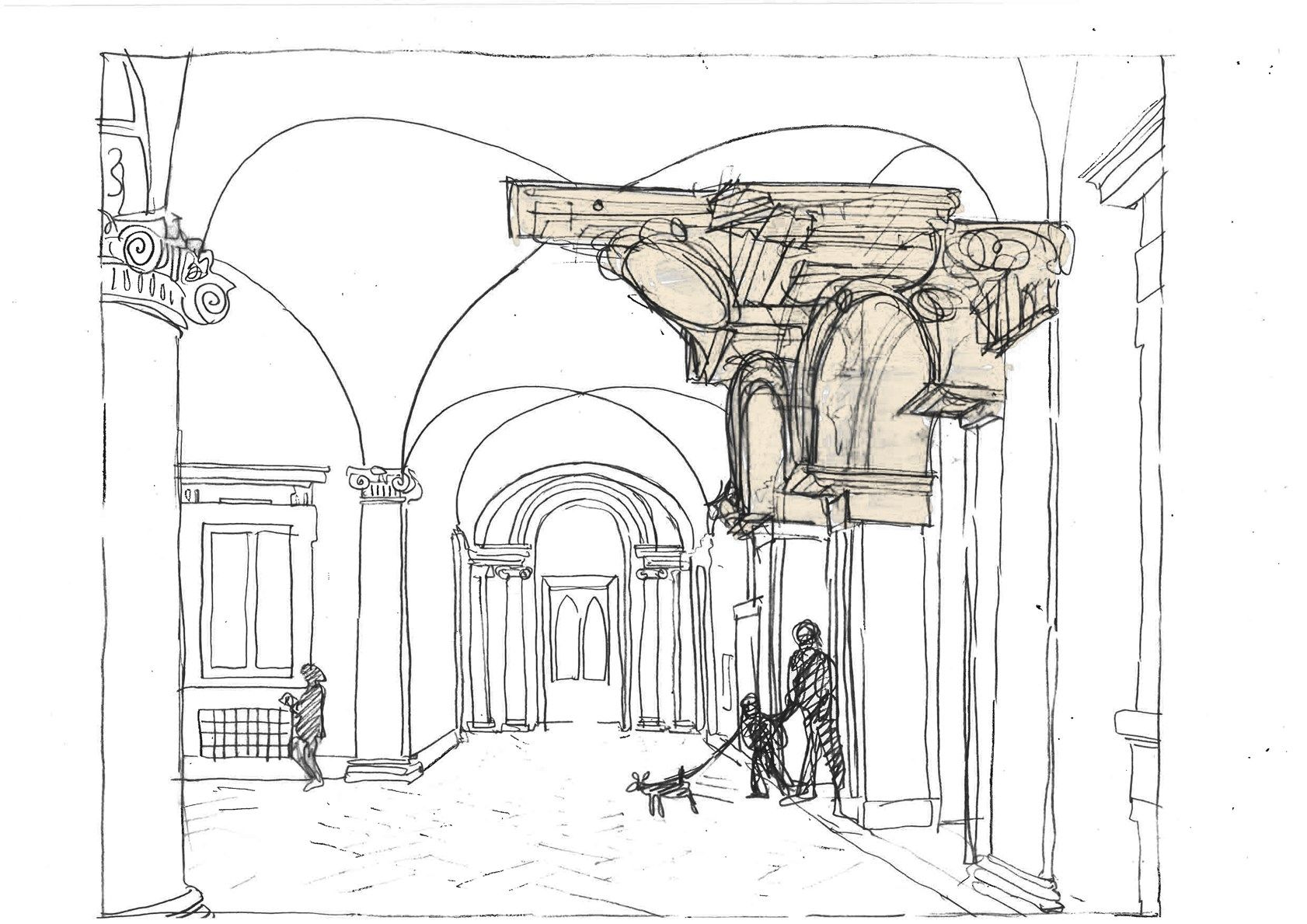 Mapei al FuoriSalone 2021 con un'istallazione di Cino Zucchi Architetti