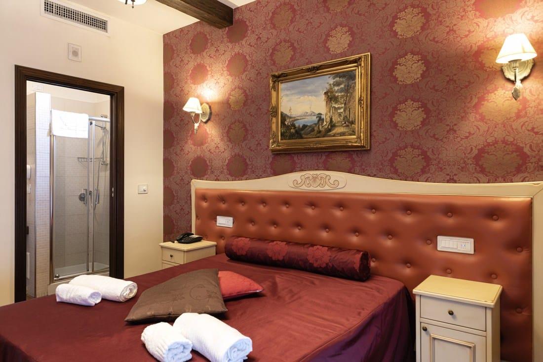 La domotica AVE in un hotel vicino a Pompei