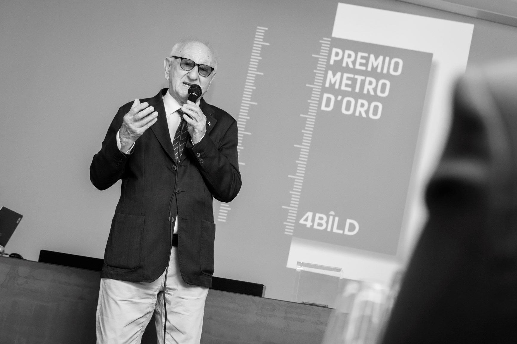 Nasce il Premio Metro d'Oro, massimo riconoscimento all'eccellenza delle imprese di costruzioni