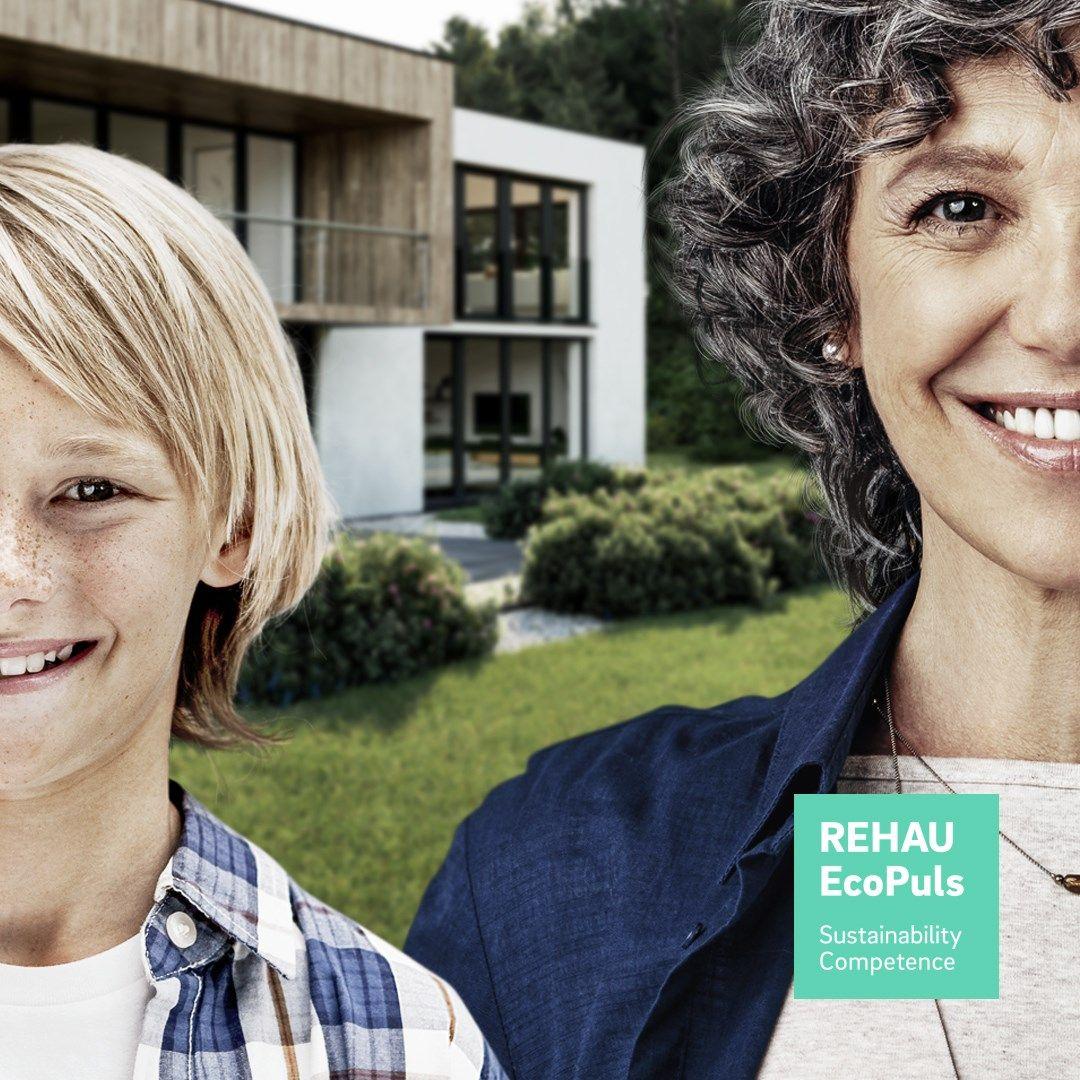 Economia circolare per finestre sostenibili: la promessa di REHAU Window Solutions alle generazioni future