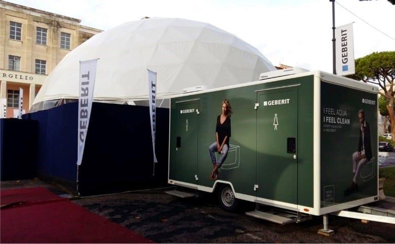 Geberit partner del Salone Nautico di Genova 2021