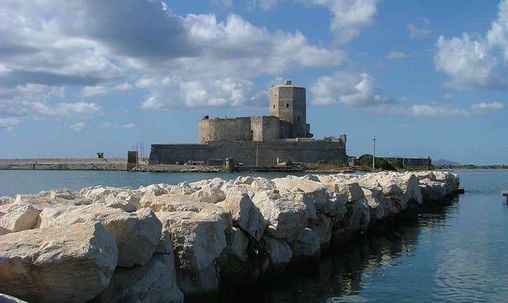 Castello della Colombaia, Trapani - lopez20, CC BY 2.0 <https://creativecommons.org/licenses/by/2.0>, via Wikimedia Commons