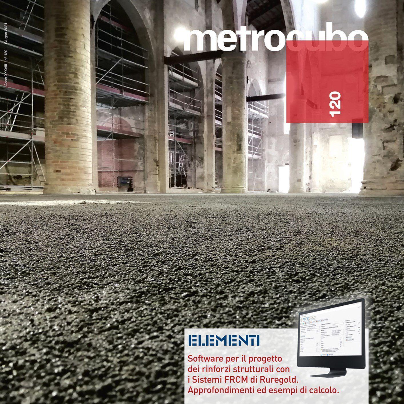 Su Metrocubo 120 di Anpel, rinforzi strutturali a misura di Sismabonus
