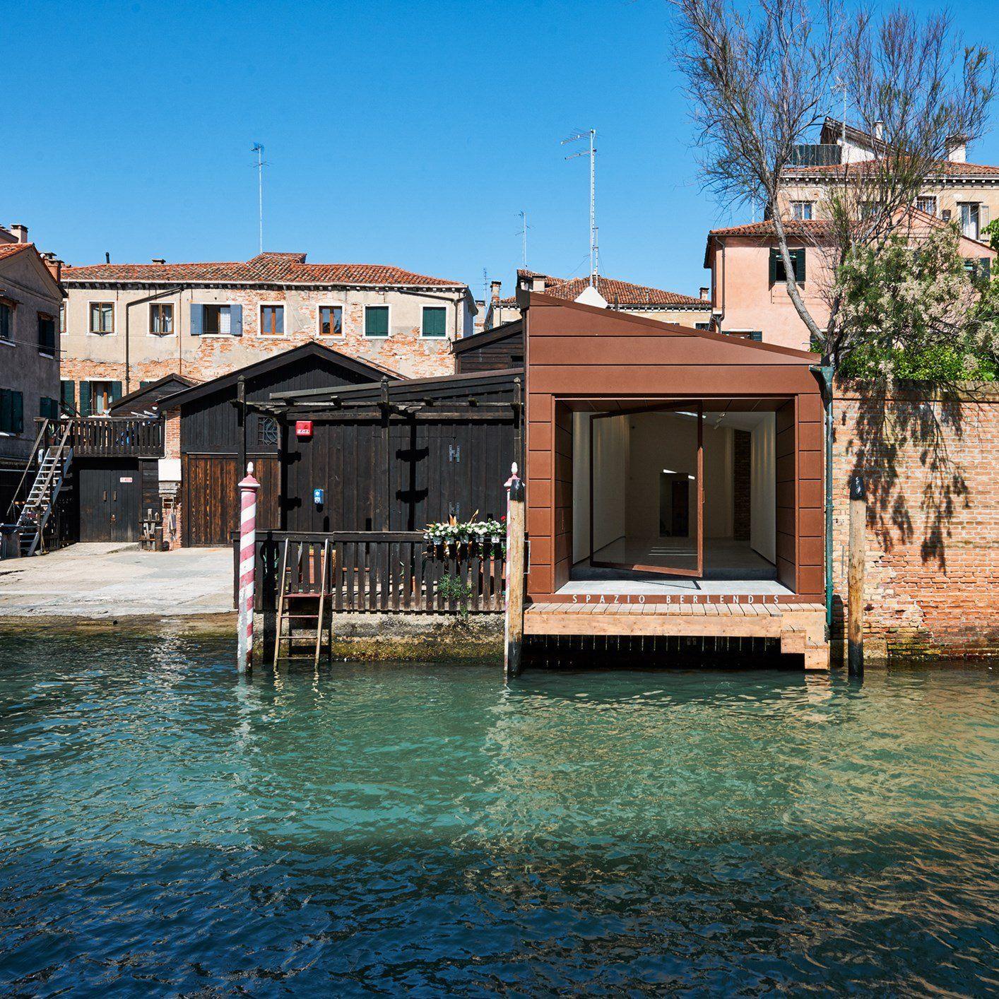 Ideal Work® per il progetto di riqualificazione di Spazio Berlendis a Venezia