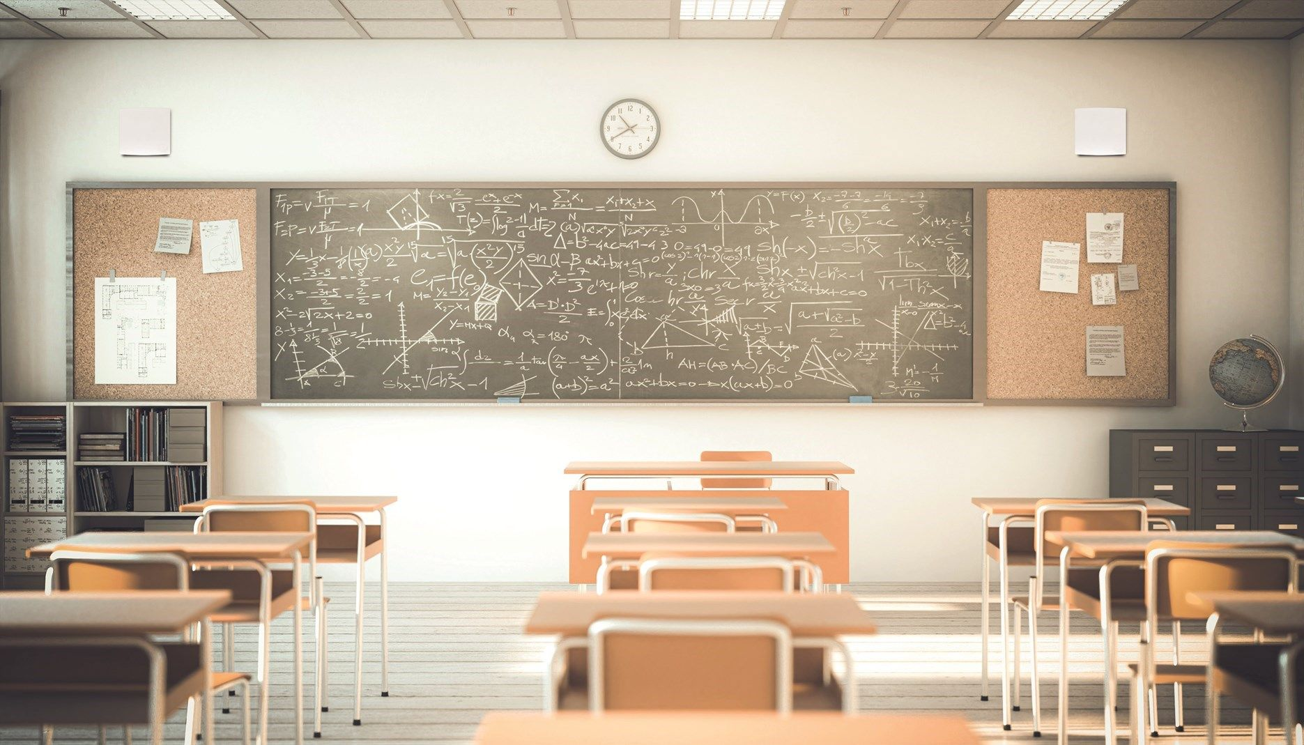 Le soluzioni Vortice per la scuola