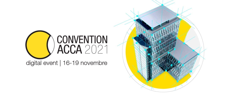 Convention ACCA 2021, in arrivo la nuova edizione del grande evento dedicato ai professionisti dell'AEC