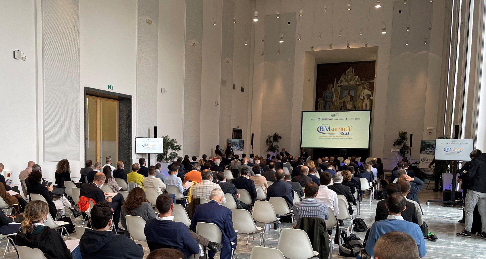 Harpaceas presenta la digitalizzazione di progetti e appalti, sostenibilità e sicurezza