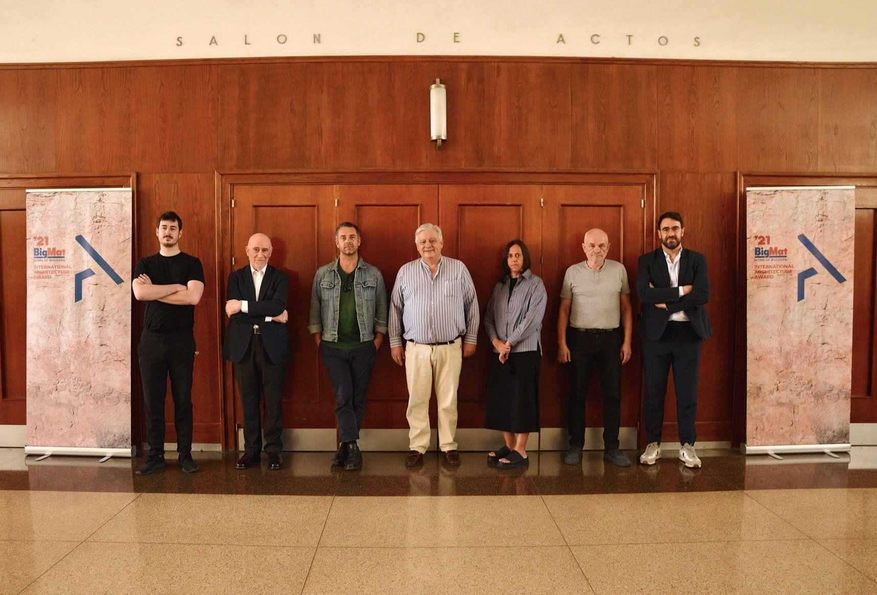 """Svelati i finalisti del BMIAA '21 Ultima fase per gli """"europei dell'architettura"""" firmati BigMat"""