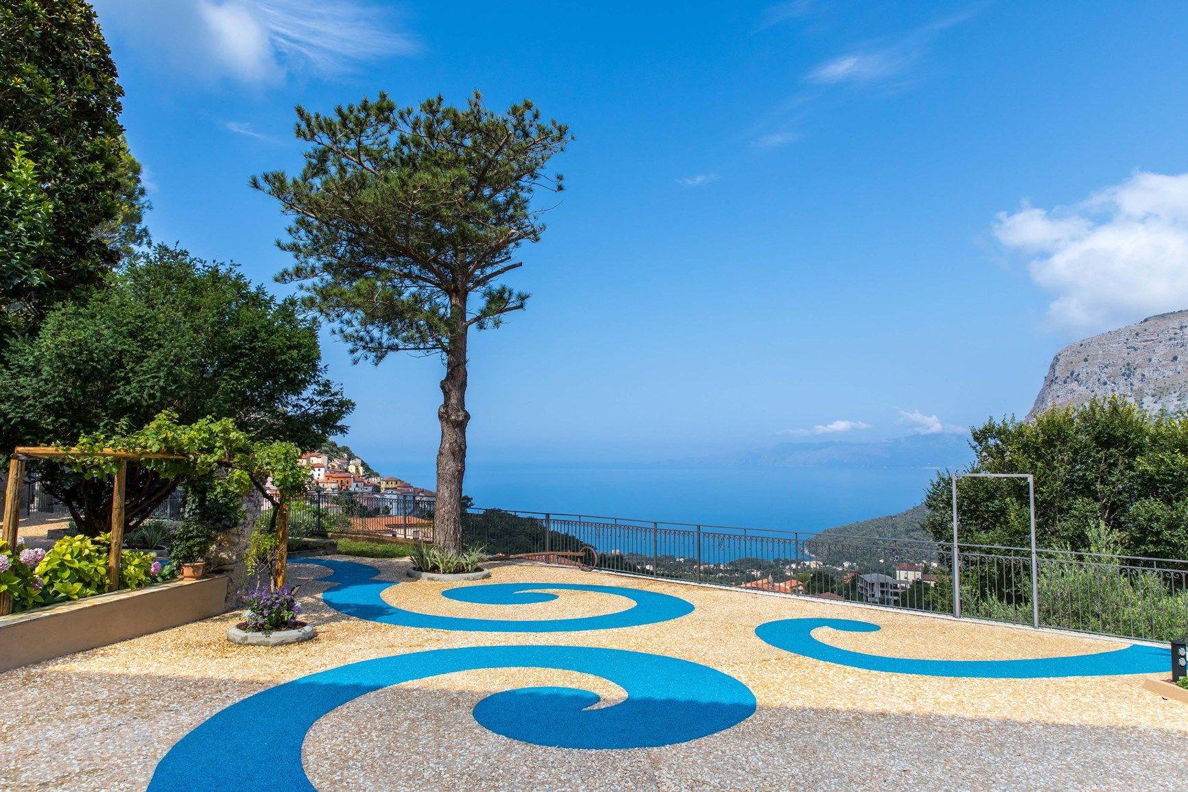 Isoplam: il Giardino delle Arti a Maratea rivive  all'insegna del dialogo con il territorio