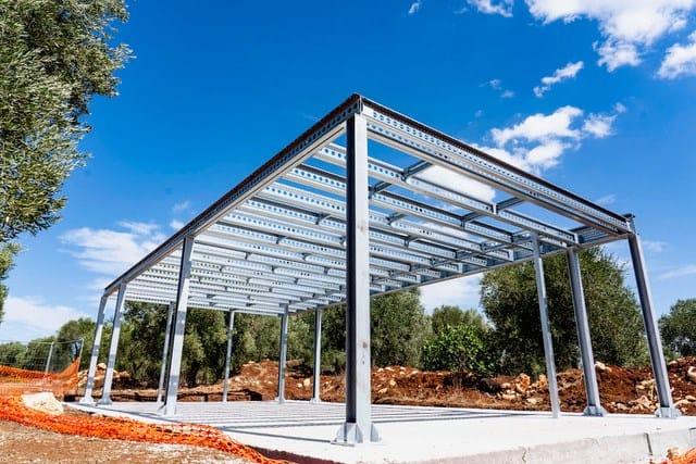 Scaffsystem e Knauf Italia insieme al SAIE Bari con Mechano Steel Frame