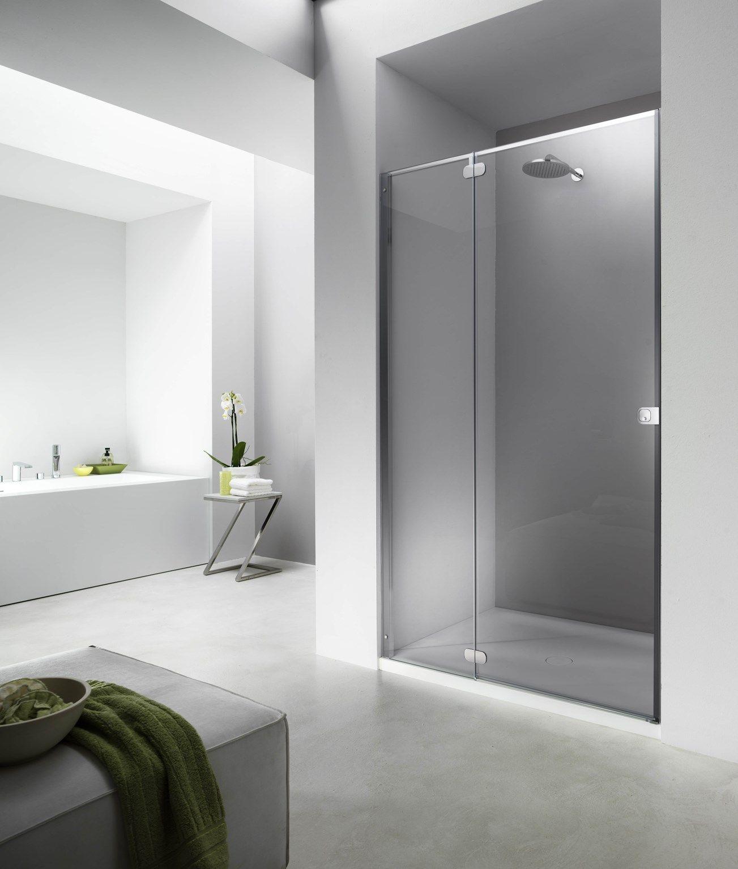 Serie Flat: cabine doccia senza telaio di Provex