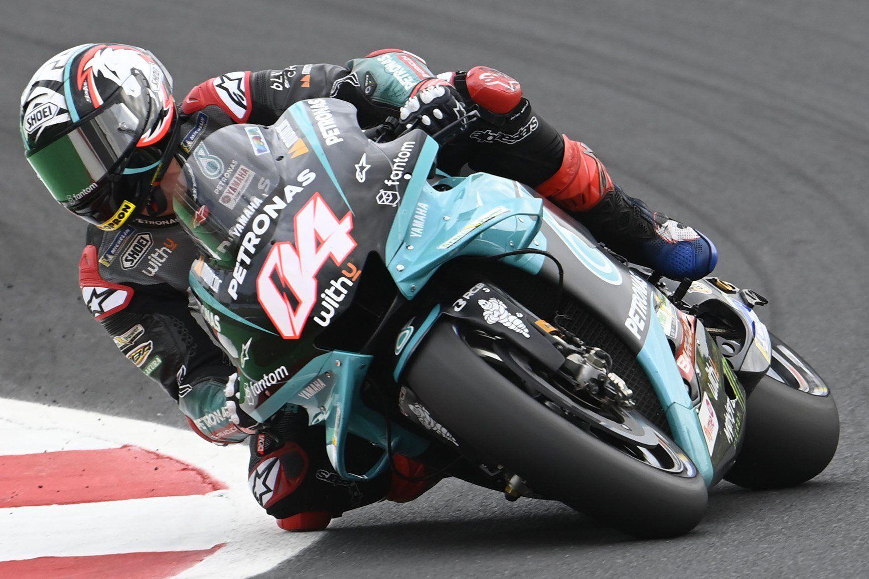 MotoGP: Kopron e Dovizioso ritornano in pista insieme