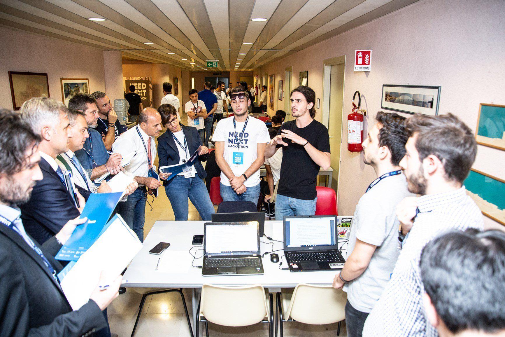 Master Italy e Sprint Lab presentano Need Next Hackathon - III edizione