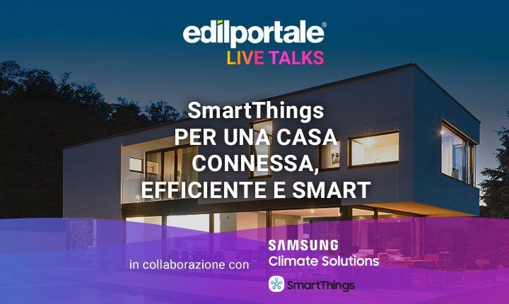 SmartThings per una casa connessa, efficiente e smart