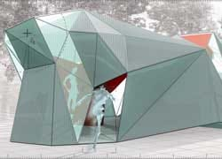Venezia, in mostra il progetto danese NoRA