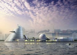 Al via i lavori per il Macao Science Center in Cina