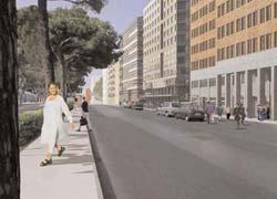 Bagnaria riqualifica piazza Aldo Moro