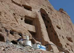Trevi: concluso con successo il recupero dei Buddha in Afghanistan