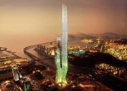 Asymptote progetta la più alta torre asiatica
