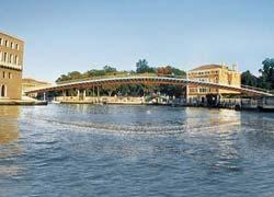 Venezia: il quarto ponte sul Canal Grande