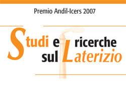 Al via l'edizione 2007 del Premio ANDIL-ICERS