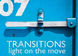 Transitions II - Light on the Move