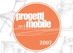 """Al via il concorso """"Progetti per il mobile 2007"""""""