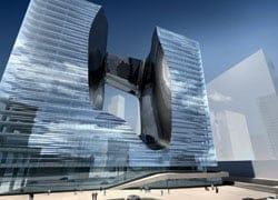 "Zaha Hadid svela progetto ""Opus"" per Dubai"