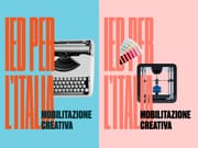 IED per l'Italia. Mobilitazione creativa
