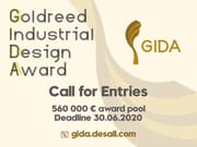 Goldreed Industrial Design Award 2020