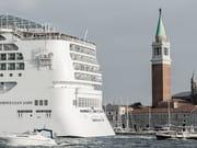 Stop alle grandi navi a Venezia