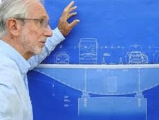 Renzo Piano presenta il suo ponte per Genova. I disegni