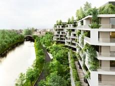 Boeri rigenera un'area industriale a Treviso