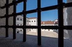 Da carcere Asburgico a spazio espositivo