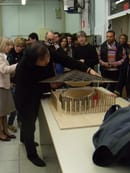 workshop marzo-aprile 2010 - Shigeru Ban apre la copertura del plastico