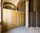 Restauración del Pabellón de la Administración del recinto modernista de Sant Pau, Menzione speciale categoria Interni