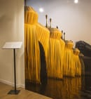 Le Palafitte - Christo and Jeanne Claude temporary museum