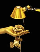 Tolomeo Micro Gold_ photo by Pierpaolo Ferrari