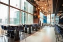 Law Firm at Canary Wharf, London_Architect: RESTAURANT DESIGN ASSOCIATES LTD
